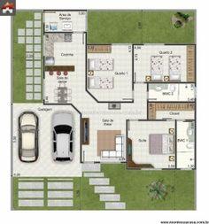 Modern House Plan Design Free Download 9