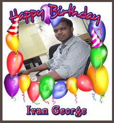 We hope that you have a great year. And accomplish all the fabulous goals you have set. Wish you a Happy Birthday.  May you get the best of everything in life. :)