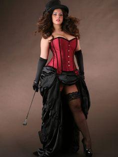 Parisian Woman Costume Idea  #Halloween Costume Ideas for Plus Size Women…