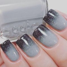 Best Ombre Nail Designs for 2019 – Ombre Nail Art Ideas. The ombre nail art designs look very glamorous for women. They seem very complicated . Ongles Mickey Mouse, Mickey Mouse Nail Design, Nail Art Designs, Ombre Nail Designs, Nails Design, Fingernail Designs, Pedicure Designs, Pedicure Colors, Black Ombre Nails