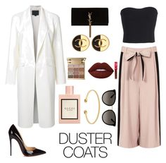 """""""September 3rd"""" by jessicaguadadgno ❤ liked on Polyvore featuring Alexander Wang, STELLA McCARTNEY, Christian Louboutin, Yves Saint Laurent, Chanel, Stila, Gucci, Lime Crime and Fall"""