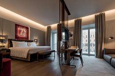 In the heart of Rome: FENDI Privates Suites - The Moodboarders