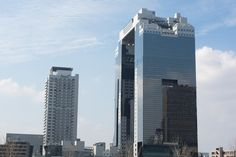 Hiroshi Hara | Umeda Sky building | Osaka, Japón | 1988-1993