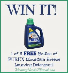 Mommy Needs A Break: Purex & Make-A-Wish Foundation Team up (Plus GIVEAWAY!)