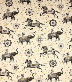 http://www.justfabrics.co.uk/curtain-fabric-upholstery/black-rajah-fabric/