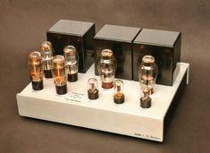 Verdier 2300B - 300B Amplifier
