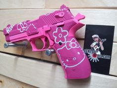 Hello Kitty Glock