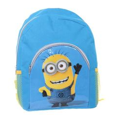Waving Minions Backpack With Pocket Minion Backpack, Minion Bag, Minions,  Despicable Me 2 d506b9a4af
