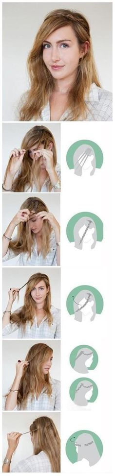 She's Beautiful: HAIRSTYLE TUTORIAL