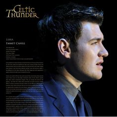 Celtic Thunder's Emmet Cahill - 'Mary Did You Know?' | Celtic Thunder