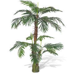 Mesterséges Növény Cycus Pálmafa 150 cm