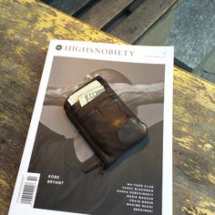 Phone/Cards Clutch Wallet, at 14 Oz Berlin!  #kjore #kjoreproject #premium #newzealand #natural #tanned #oil #evolution #leather #design #seek #berlin @kjoreproject