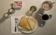 The photographer Dinah Fried's 'Fictitious Dishes' captures iconic culinary   moments from literature The Catcher in the Rye