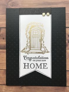 Dares, Congratulations, Card Making, New Homes, Stamp, Scrapbook, Create, Blog, Stamps