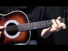 Landslide by Fleetwood Mac - acoustic guitar lesson - YouTube