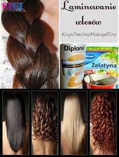SOS dla zniszczonych włosów! Domowe LAMINOWANIE WŁOSÓW!
