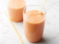 Get Anne Burrell's Mango, Strawberry, and Pineapple Smoothie Recipe from Food Network