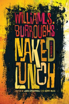 Roberto de Vicq de Cumptich recently redesigned a series of classic William S. Burroughs novels for...