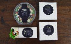 Choose Cafe Packaging - Grace Simpson Design