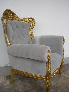 gold decorations for furniture