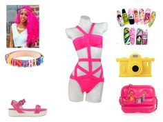 """""""Super Bass"""" by comptonstylegal on Polyvore"""