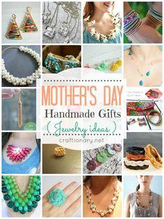Handmade jewelry gift ideas. #jewelry #giftideas