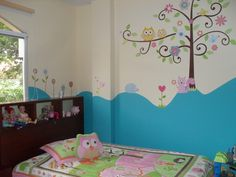 Murals For Kids: One Mural So Many Walls
