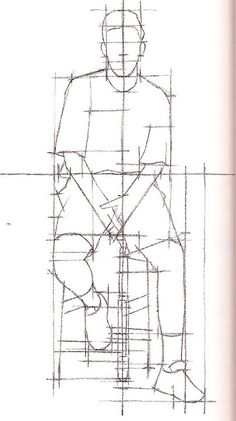 Để có cách vẽ người tốt, ta nên quan tâm đến phương pháp làm việc, tức là từ khâu chuẩn bị dụng cụ vật dụng để vẽ cũng như cách làm việc, cá... Human Figure Drawing, Figure Sketching, Figure Drawing Reference, Life Drawing, Anatomy Sketches, Anatomy Drawing, Art Sketches, Structural Drawing, Perspective Drawing Lessons