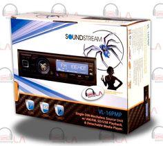 Sourcing-LA: Soundstream VL-16PMP USB SD MP3 Multimedia Indash ...