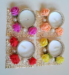 Metal Candle Holders, Pearl Earrings, Candles, Pearls, Jewelry, Pearl Studs, Jewlery, Jewerly, Beads