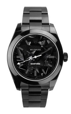 6d9e4706451 Milgauss Black Facet In Black. Relógios LegaisRelógios Para HomensRelógios  ...
