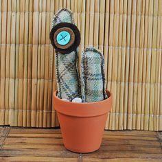 Plantitas de Tela | Plantas rellenas hechas en diferentes es… | Flickr