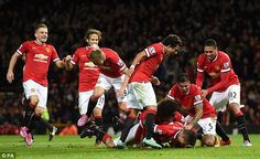 Manchester United became the first team in English Premier league history to win 50 league games on December 26th.  #sport #sportnews #marketing #socialmedia #socialmediamarketing #socialmediabusiness #socialglims #mydubai #dubai #expo2020 #marketing #strategy #business #ManchesterUnited #football #EnglishPremierLeague #happynewyear #2015