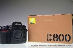 NIKON D800 36MP Digital Camera Body Shutter Count 15122 Excellent+ #Nikon