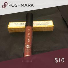 So Susan liquid matte lipstick So Susan liquid matte lipstick in pumpkin Makeup Lipstick