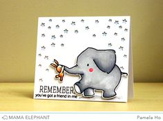 mama elephant   design blog: STAMP HIGHLIGHT : ELLA & FRIENDS