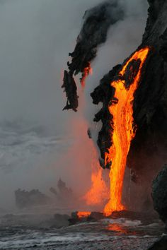 Lava & the amazing inner workings of the earth