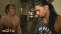 Roman Reigns & Dean Ambrose comment on their crushing loss: WWE.com Excl...