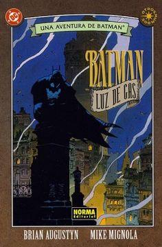 Proyecto DC - Ficha Batman: Luz de Gas (Norma Comics)