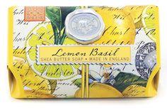Back-to-School Teach Gifts from the Garden - Lemon Basil Soap Bar >> http://www.hgtvgardens.com/tools-and-products/14-back-to-school-teacher-gifts-from-the-garden?soc=pinterest
