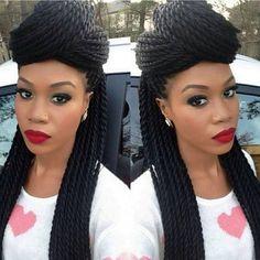 Gorgeous twists - http://www.blackhairinformation.com/community/hairstyle-gallery/braids-twists/gorgeous-twists/