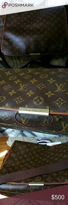 What Goes Around Comes Around Great condition Louis Vuitton Bags Laptop Bags