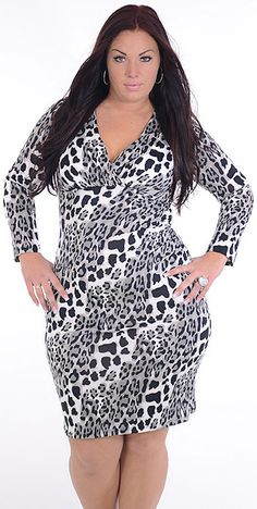 Way Out (Plus)-Great Glam is the web's best sexy plus size online store clothing website for 1X 2X and 3X clothes for women and juniors.