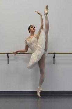 Perfect développé #ballet