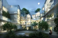 Gallery - MAD Architects Unveil Their First US Residential Project - 2
