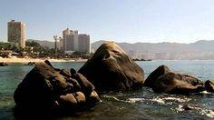 Playa Condesa - Acapulco, Guerrero. | 24 Lugares Que Toda Pareja Gay Debería Visitar En México
