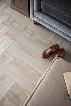 The look of wood flooring gives any room the feel of luxurious comfort. Shop South Cypress today for our great selection of wood look tile & wood grain tile! Wood Grain Tile, Wood Look Tile, Tile Wood, Unique Flooring, Flooring Ideas, Home Reno, Floor Design, The Ranch, Tile Patterns