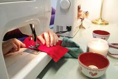 Sewing Classes At The Red Thread Studio in Edinburgh