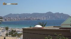 Дом для аренды у пляжа Poniente в Бенидорме, Испания. Площадь 300 м2, 5 ...