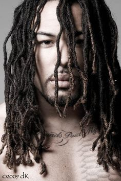 African American Black Men With Locs, Locks, Dreadlocks - Click image to find more Celebrities Pinterest pins
